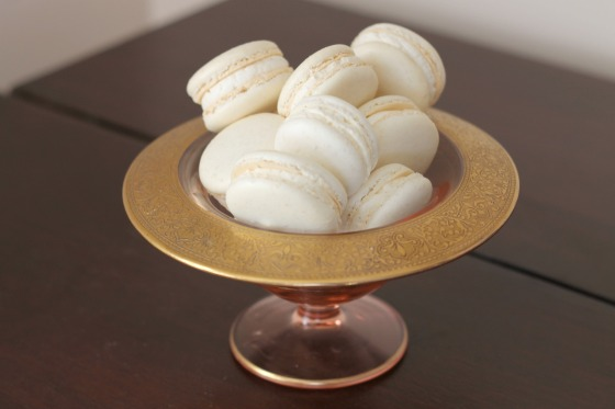 ... Macarons with Vanilla Swiss Meringue Buttercream | We Like Two Cook