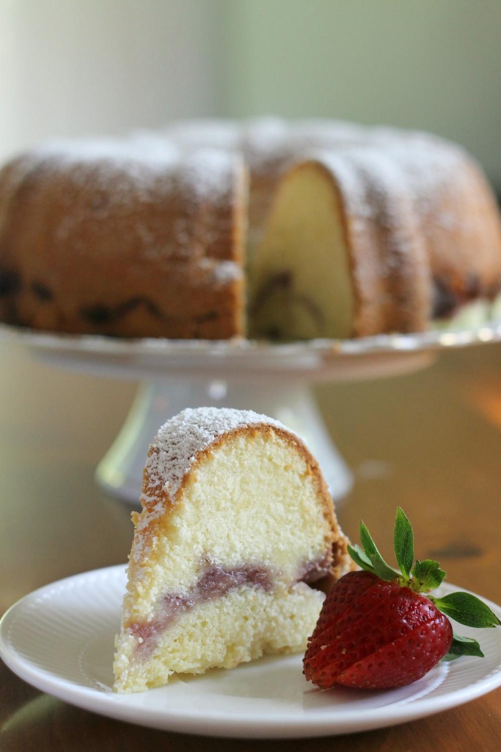 strawberrypoundcake