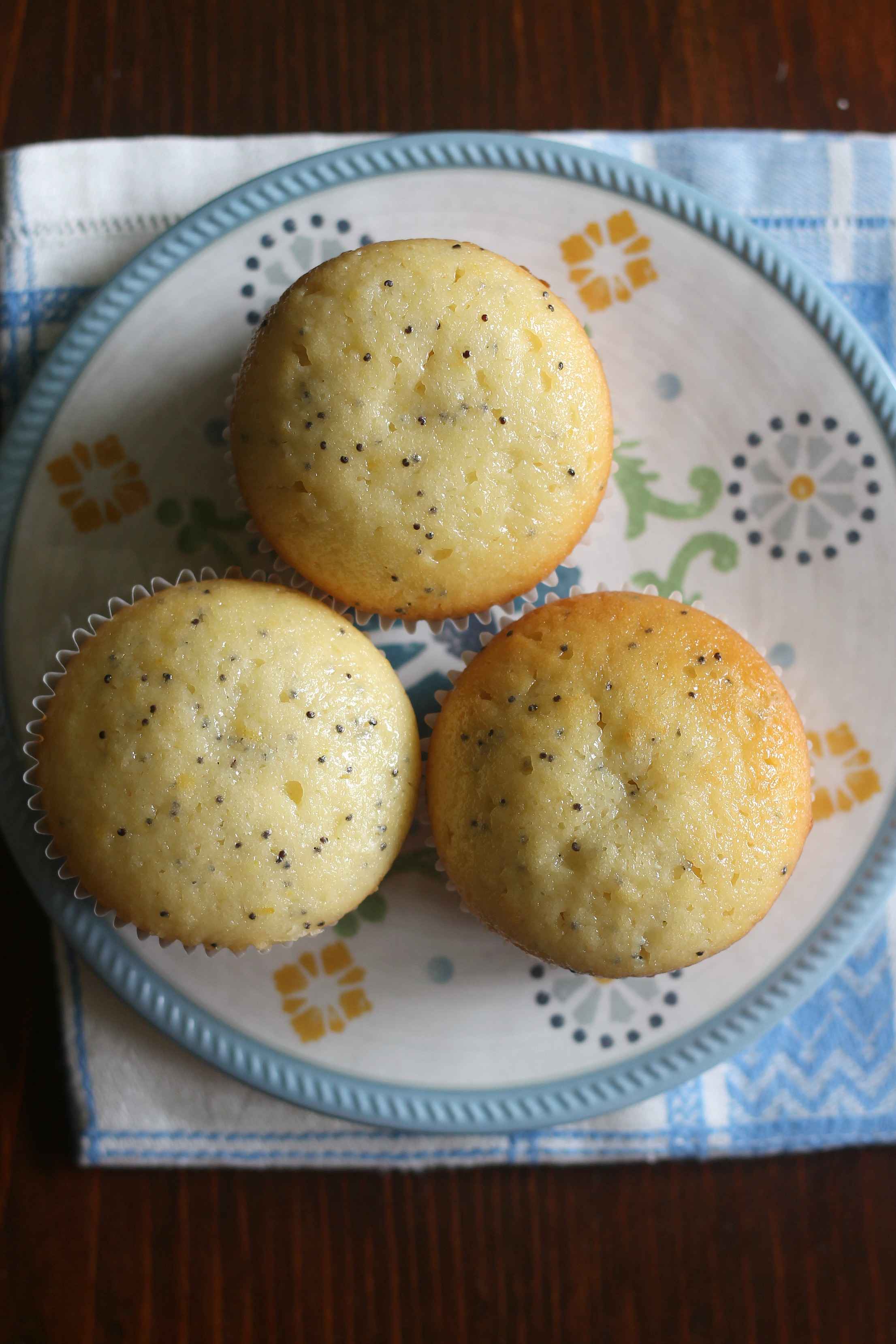 The Best Lemon Poppy Seed Muffins | We Like Two Cook