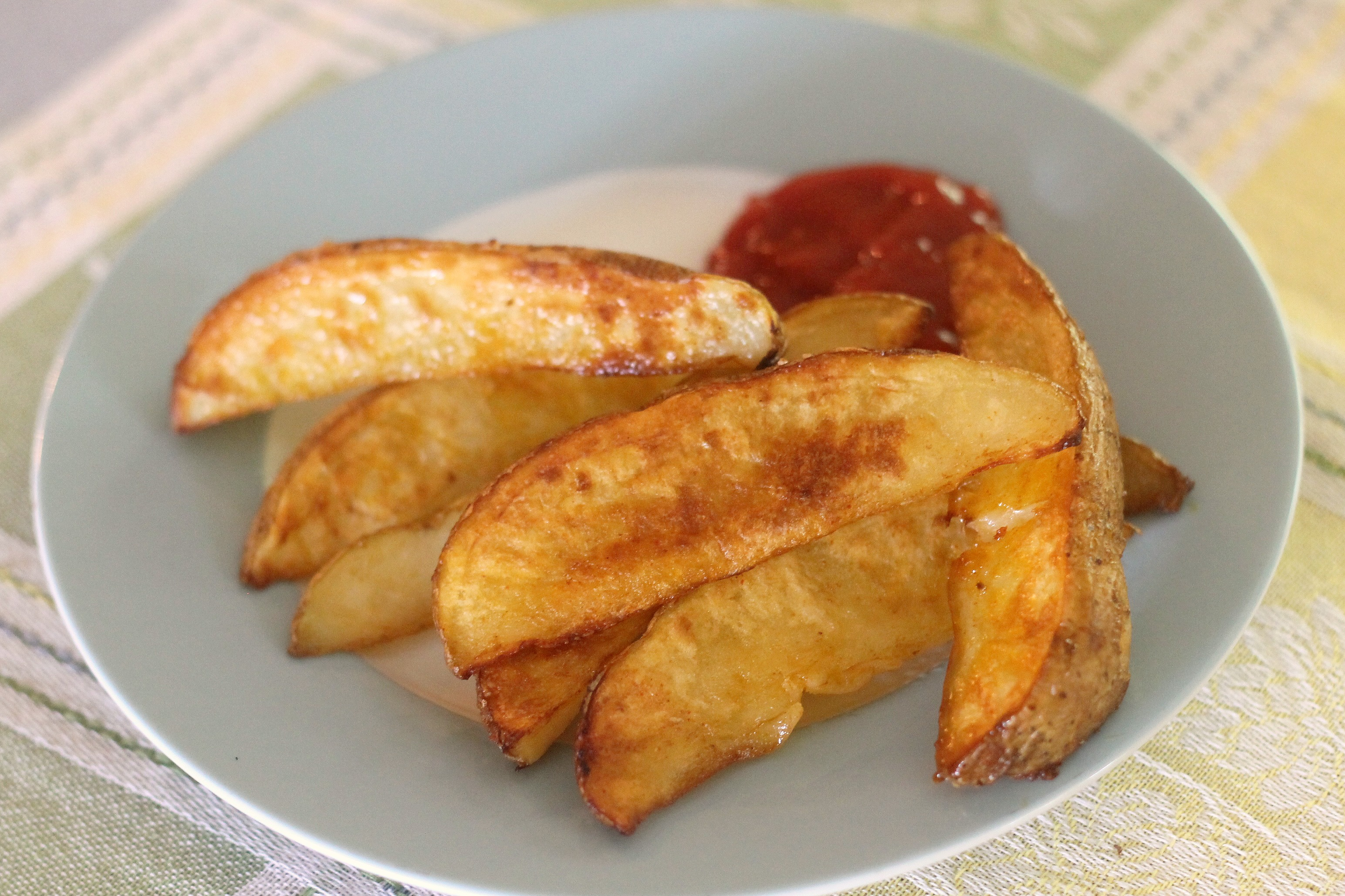 lowest price vast selection so cheap Baked Potato Wedges – We Like Two Cook