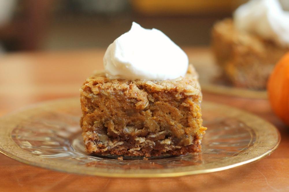Pumpkin Pie Bars 2