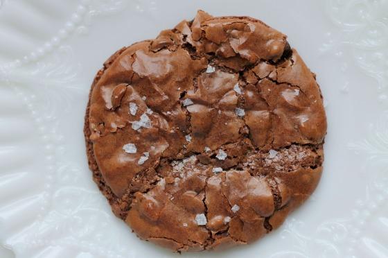 flourlesschocolatecookie