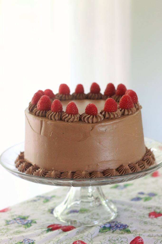 raspberrychocolatecake